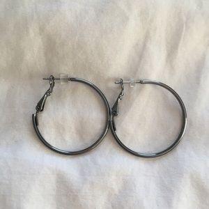 d6b6aa447 jcpenney Jewelry | Set Of 3 Hoop Earrings Never Worn | Poshmark